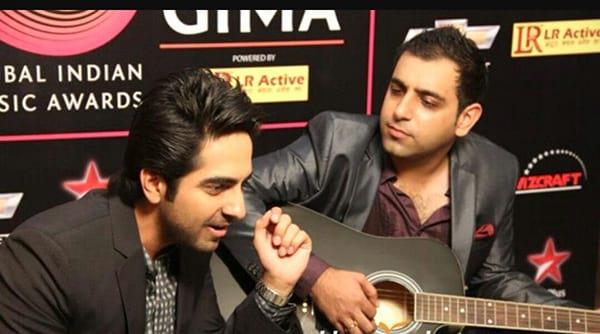 Ayushmaan Khurana is redeeming friendship goals with his bestie Rochak Kohli