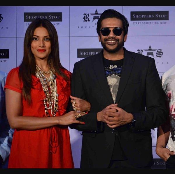 Bipasha Basu's bestie is designer Rocky S