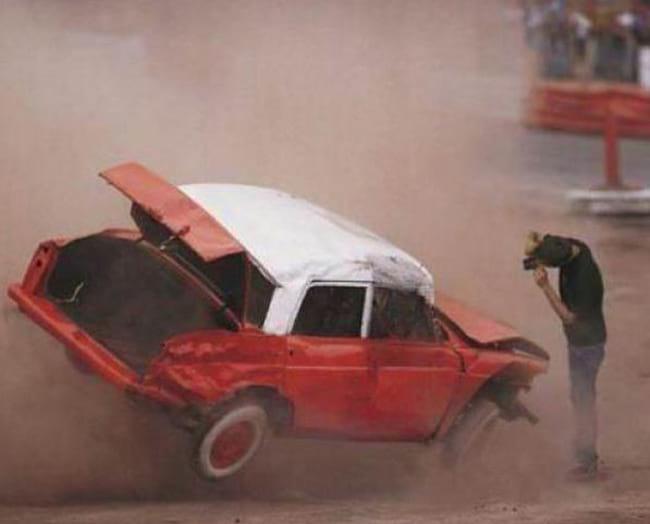 Car Derby Photographer