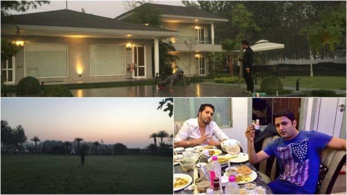 kapil sharma punjab bungalow